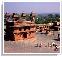 Agra Sightseeing, Agra Tourist PLaces, Agra City Tour, Fatehpur Sikri - Agra