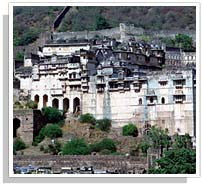 The Palace - Bundi